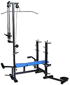 SPORTO Fitness 20 In 1 Bench For Muscle Building Workou