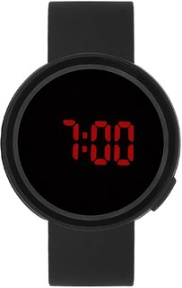VITREND (R-TM) New model Touchscreen LED Digital Round dial good looking Watch for Boys   Girls