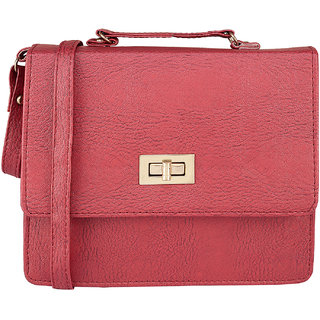 Clementine Women's Sling Bag (Red) (sskclem289)
