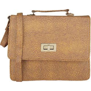 Clementine Women's Sling Bag (Mustard) (sskclem292)