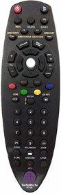 LipiWorld VC-126 Remote Control Compatible For VIDEOCON