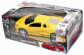 Stylish 4 Channel Radio Control Wireless Car - Latest Model