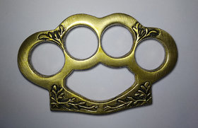 Brass Antique Knuckle Duster