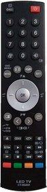 LipiWorld CT-90809 LED DVD TV Universal Remote Control