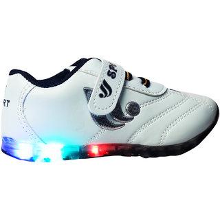 LNG Lifesty Led Lights Shoes Boy Girls (LNG-53DarkBlue)