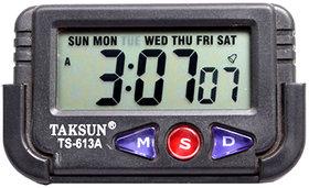 Taksun/ Nako Car Watch for Car Desk (Pack Of - 1)