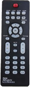 LipiWorld PH28 Led LCD Tv Remote Control Compatible For