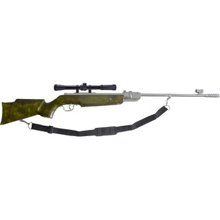 Air Gun Rifle H-300 Sports Model for Long Target Practice with Scope 500 Pellets Free