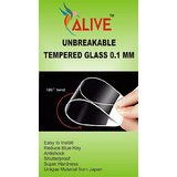 OPPO F 3 FLEXIBLE IMPOSIBLE UNBREAKABLE GLASS BY ALIVE