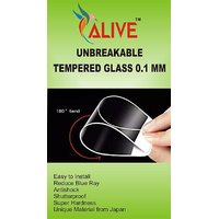 OPPO F 1 PLUS FLEXIBLE IMPOSIBLE UNBREAKABLE GLASS BY ALIVE