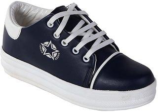 Meia Women Navy Casual Shoes