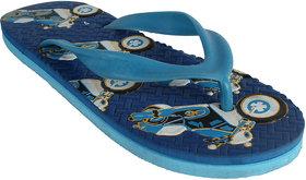 Earton Men/Boys Casual Blue Slippers