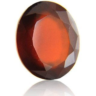 Natural Gomed Stone 11.25 Ratti (10.2 carats) Rashi Ratna  Origional and Certified by GEMOLOGICAL LABORATORY OF INDIA (GLI) Hessonite Garnet Precious Gemstone Unheated and Untreated Top Quality Gems for Astrological Purpose