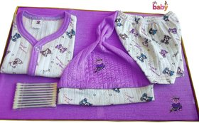 OH BABY Upside Down Baby Clothes Newly Born COLOER PURPLE  FOR YOUR KIDS SE-BC-05
