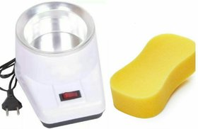 A1 Quality Wax Heater ( Electric ) + Sponge With Free Delivery