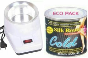 A1 Quality Wax Heater ( Electric ) + Honey Cold Wax With Free Delivery