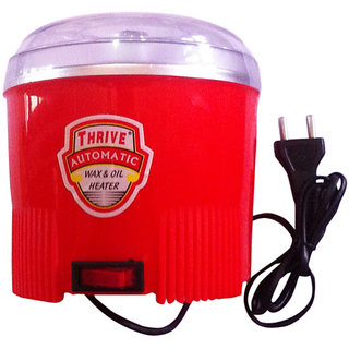 Automatic Electric Auto-cut Off  WAX AND OIL HEATER