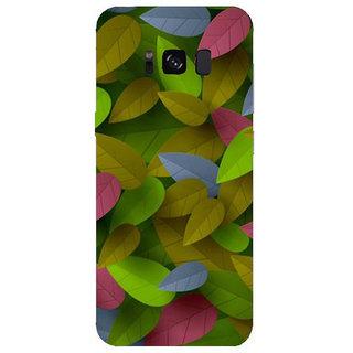 Ser AK design Samsung S8 Hard case back cover