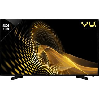 VU LED TV 109 cm  43 inch  43S6575 Full HD LED TV Televisions