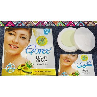 Goree Whitening Cream Look Fair Beautiful