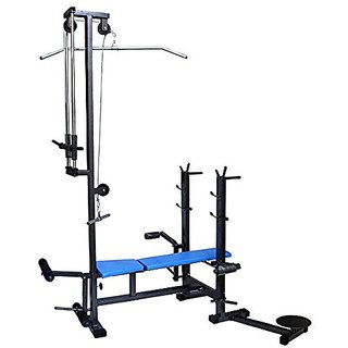 SPORTO Fitness Muscle Gaining Multipurpose 20 in 1 Bench Gym Equipment