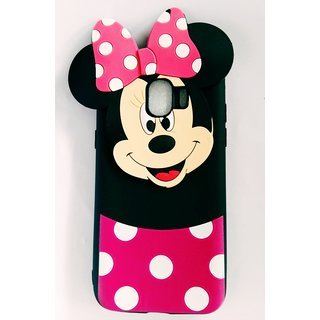 quality design 36fc7 a29dc MICKEY MOUSE BACK COVER FOR SAMSUNG GALAXY J2 2018