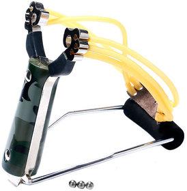 Futaba Aluminium Bow Catapult Sling Shot with wrist lock