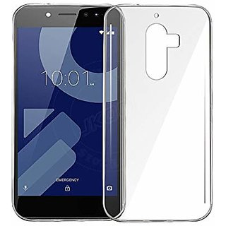 NEW ARRIVAL SOFT SILICON TRANSPARENT BACK CASE COVER FOR 10 OR G