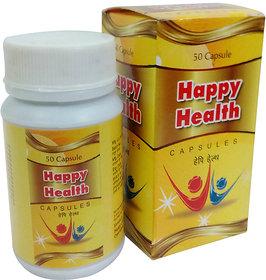 Biswas Happy Health Capsules Pack Of 2