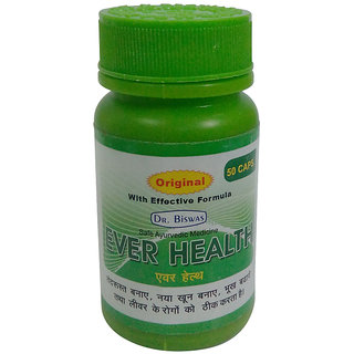 Biswas Ever Health Capsule Pack of 3