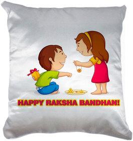 raksha bandhan design PILLOW