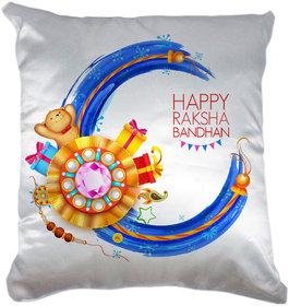 Kidoz Kingdom Raksha Bandhan Design Pillow