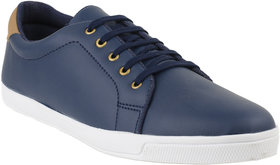 Marcella Men's Synthetic Casual Sneakers Blue Size-6