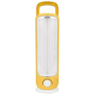 24 ENERGY 80 High Bright LED With Double Tube Rechargeable Emergency Light