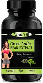 Green Coffee Bean Extract Capsule