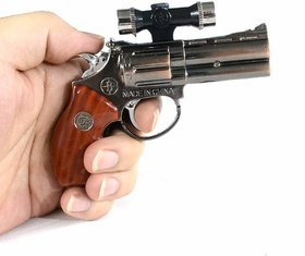 TINY Revolver Laser Pointer Gun -  -TARGET PLUS