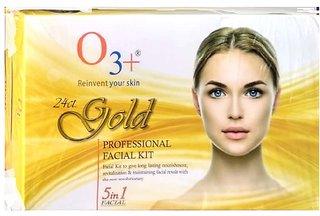 O3 + 24 cart gold professional facial kit