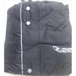 ZEEL Mens Reversible Raincoat (XXL Size For 36-38 Weist)