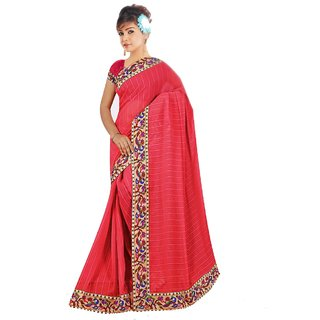 Women's Saree With Blouse