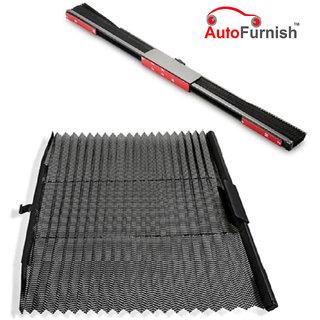 Autofurnish Universal Auto Sun Up Curtain for Car Windows (Set of 2)