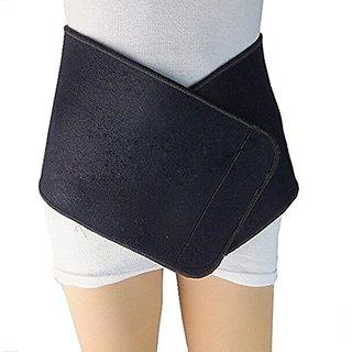 Waist Trimmer Belt Slimmer Belt and Sweat Belt - Adjustable Velcro Neoprene -TARGET PLUS