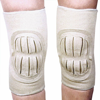 2 X Leg Knee Muscle Joint Guard Protection Brace Support Sports Bandage Gym (Code - KN GD 01)