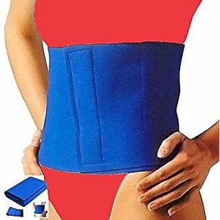 Neoprene Slimming Waist TRIMMER Sweat Belt -TARGET PLUS