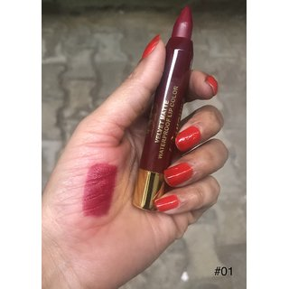 B Blushed Velvet Matte Long Lasting Waterproof Lipstick / Lipcolor