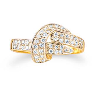 DIAMOND DESIGNER RING WITH Gold
