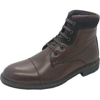Lee Cooper Brown Boot For Men
