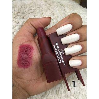 B Blushed Pure Matte Long Lasting Waterproof Lipstick