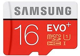 New Turn Samsung Evo+ MB-MC16DA/EU 16GB SDHC Memory Car