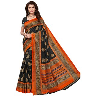 SAMPURNA ii BLACK (BHAGALPURI SAREES) NEW BOLLYWOOD-INDIAN-DESIGNER-PARTY-WEAR-ETHNIC Peria-Apparel