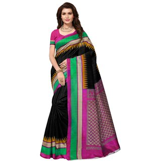 BELA BLACK (BHAGALPURI SAREES) NEW BOLLYWOOD-INDIAN-DESIGNER-PARTY-WEAR-ETHNIC Peria-Apparel